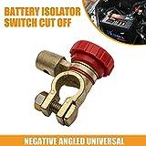 12 V/24 V Isolator-Schalter für Autobatterie, Isolierung, Abschaltung, Schalter
