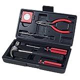 Haushalt Werkzeug Set - 7-teilig von Trimate, Set beinhaltet , Set beinhaltet - Hammer,...