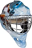 BAUER Goalie Maske NME 3 Star Wars Senior, Farbe:Luke