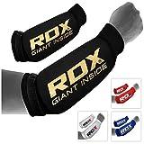 RDX Unterarmschutz Kampfsport Gepolsterten Stützbandage Bandage Ellenbogen Compression (CE...