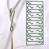 Weihnachten Ornament S-Haken, woopower 10Blatt/100Stück 4,5cm hängend Weihnachts Baum Haken...