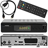 Xaiox Anadol ADX 111c digitaler Full HD Kabel-Receiver [Umstieg Analog auf Digital] inkl HDMI Kabel...