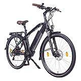 NCM Venice Plus 48V 28 Zoll Trekking / Urban E-Bike, 250W Das-Kit Heckmotor, 16Ah 768Wh designer...