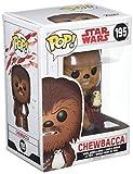 Pop Star Wars E8 Chewbacca Vinyl Figure
