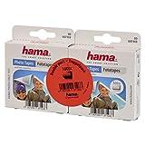 Hama Fototapes (1000 Stück, 2-seitig selbstklebend, Spenderbox, säurefrei, lösemittelfrei,...