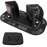 Brybelly 5in 1Deluxe Poker Tisch Top
