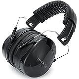 Lärmschutz Kopfhörer Gehörschutz Kapselgehörschutz Schutzkopfhörer - Faltbar Komfortabel...