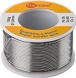 Fixpoint Lötzinn, 1mm Durchmesser, 100g Rolle
