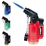Jet Lighter - das Ultrakompakte Gasbrenner Feuerzeug hält jedem Sturm stand! Diverse Farben/Formen;...