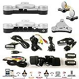 OmniaLaser Videolink Repeater signal von audio und Video