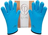 Ef-Phi Products: Silikon hitzebeständige Ofenhandschuhe Grillhandschuhe Topfhandschuhe Topflappen...