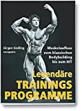 Legendäre Trainingsprogramme: Muskelaufbau vom klassischen Bodybuilding bis zum HIT
