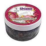 Shiazo 100gr. Dampfsteine Stein Granulat - Nikotinfreier Tabakersatz 100g (Drachenfrucht 100g)