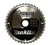 Makita Specialized Saegeblatt, 190 x 30 mm, 40Z, B-32976