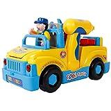 SGILE Spielzeugauto Multifunktion Spielzeug mit Werkzeug LKW Kinder Demontage Montage Spielen Set...