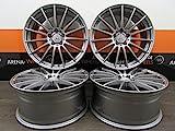 Mercedes A 176 AMG B 246 245 C 204 205 CLA GLA E Vito 18 Zoll Alufelgen UA4 NEU