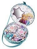 Disney Die Eiskönigin Frozen großer Schminkkoffer mit Henkel und Eiskönigin-Motiv, 1er Pack...