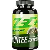ZEC+ Kapseln GRÜNTEE EXTRAKT | am höchsten dosierter Extrakt aus grünem Tee | 1000 mg pro Kapsel...