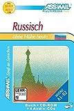 Russisch ohne Mühe heute. Multimedia-PC. Lehrbuch mit 4 Audio-CDs + CD-ROM