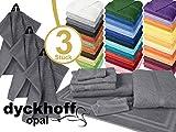 Frottiertücher der Serie Opal - erhältlich in 33 modernen Farben und 7 verschiedenen Größen...