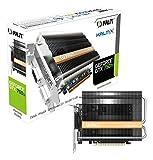 Palit NVIDIA GTX750TI NE5X75T00941H KalmX passiv gekühlt Grafikkarte (PCI-e, 2GB GDDR5-Speicher, 2x...