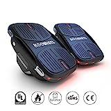 KOOWHEEL Elektrische Rollschuhe, Elektro Abnehmbares Elektroroller E-Skateboard Einrad Smart Hover...