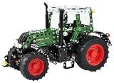 Tronico 10067 - Metallbaukasten Traktor Fendt 313 Vario, Maßstab 1:24, Junior Serie, grün, 735...