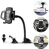 3-in-1 Universal KFZ Handyhalterung, Vansky® Auto Handy Halter | Lüftungshalter,...