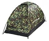 Zelt Einmannzelt Survival Zelt camouflage IGLU
