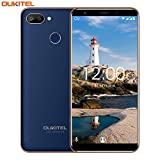 Smartphone ohne Vertrag,OUKITEL C11 Pro Android 8.1 Dual SIM 4G LTE Handy,5.5''(18:9) HD +...