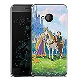 HTC U Play Hülle Case Handyhülle Disney Rapunzel ? Neu verföhnt Merchandise Geschenke
