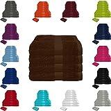 Handtuch Sets Frottier 500g/m2 in vielen Größen und Farben, sowie 10er Sparpack, 100% Baumwolle,...