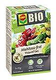 COMPO BIO Mehltau-frei Thiovit-Jet, Kontaktfungizid gegen Echten Mehltau an Obst, Gemüse und...