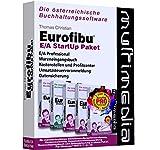 Eurofibu E/A 2019 StartUp Paket: Die Komplettlösung mit Eurofibu Einnahmen-/Ausgabenrechnung +...