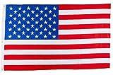 Flagge Fahne 150x90cm verschiedene Länder Fan Fussball (USA)