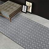 casa pura Teppich Läufer Glasgow   Meterware   Teppichläufer für Wohnzimmer, Flur und Küche  ...