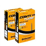 2x Continental Fahrrad Rennrad Schlauch Race 28 Zoll 18-25/622-630 60mm SV