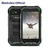 Outdoor Handy, Blackview BV6000S Android 7.0 OS IP68 Wasserdichte / Stoßfest / Staubdicht Robuste...