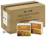Original BP WR – BP 5 Emergency Food 24 x 500 Gramm + 1 kg zertifiziertes original Urdinkel...