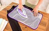 Auony Schutz-Bügeltuch, 5 Stück, Netz, Bügeltuch, schützt Kleidung, Bügeln, empfindliche...