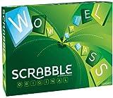 Mattel Y9598 - Scrabble Original Kreuzwortspiel