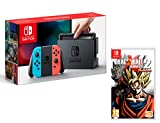 Nintendo Switch Konsole 32Gb Neon-Rot/Neon-Blau + Dragon Ball Xenoverse 2
