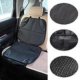 Kindersitzunterlage, Auto Sitzauflage, Autositzbezug zum Schutz vor Kindersitzen,...