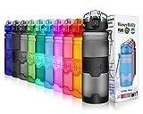 HoneyHolly Sport Trinkflasche - 17oz / 500ml - BPA frei dicht und umweltfreundlich - Für Gym,...