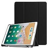 Fintie iPad Pro 10.5 Hülle mit eingebautem Apple Pencil Halter - Ultra Schlank Superleicht Ständer...