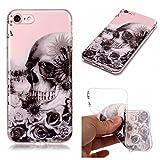 iPhone 8 Hülle, iPhone 7 Hülle, Edaroo TPU Silikon Schutz Handy Hülle Handytasche HandyHülle...
