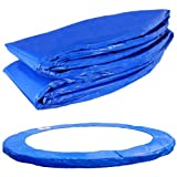 Terena Federabdeckung 240 - 244 cm für Trampolin Randabdeckung beidseitig PVC - UV beständig