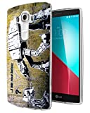 Banksy Grafitti Art 548 Küchenmaschine Star wars LG G4 Fashion Trend Design Handyschale,...