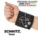 Magnetarmband für Handwerker – Werkzeug Geschenk: Magnetisches Armband für Schrauben und Nägel....