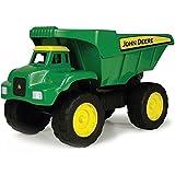 TOMY Kipplaster 'John Deere Big Scoop' in grün - hochwertiges Kinderspielzeug aus robustem...